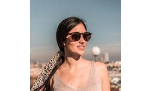 sunglasses AUDREY CITRINE Charly Therapy