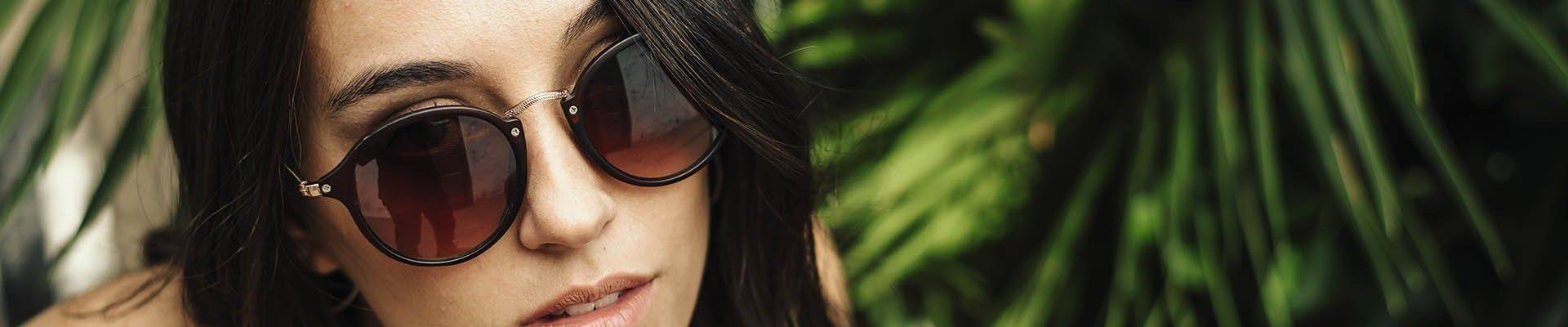 Round sunglasses -Charly Therapy -