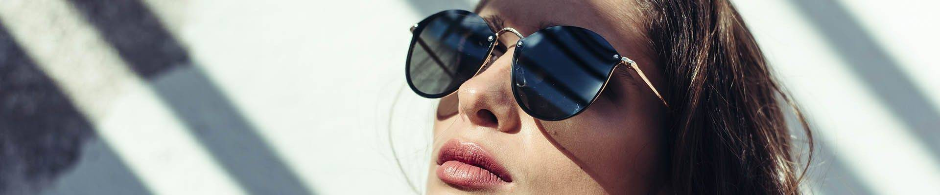Ivo : Round sunglasses for men and women by Charly Therapy