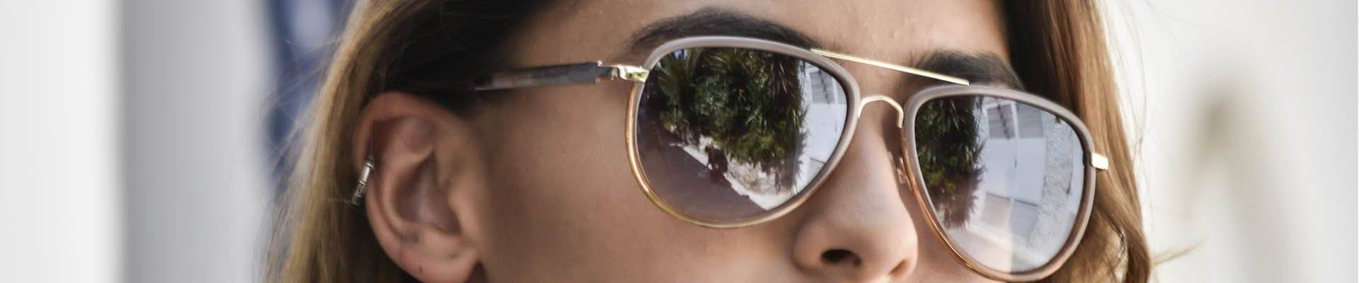 Douglas is the aviator sunglasses by Charly Therapy