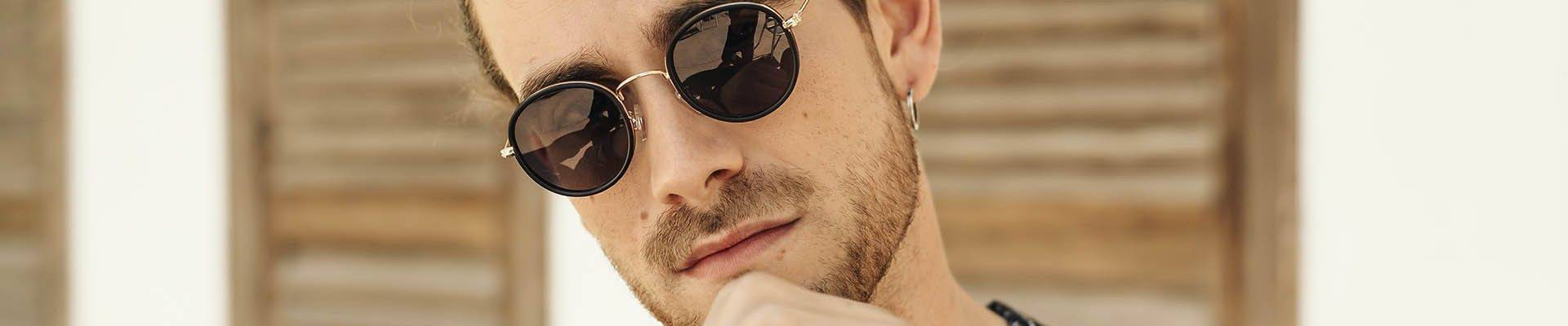 Sunglasses for men online shop by Charly Therapy