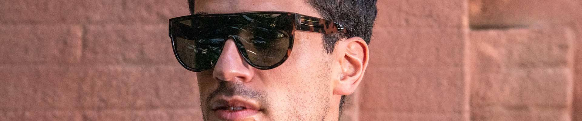 Tom, sporty style sunglasses for him.